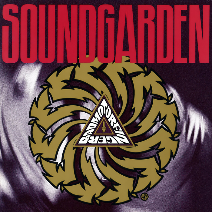 Soundgarden – Badmotorfinger album art and singles 1