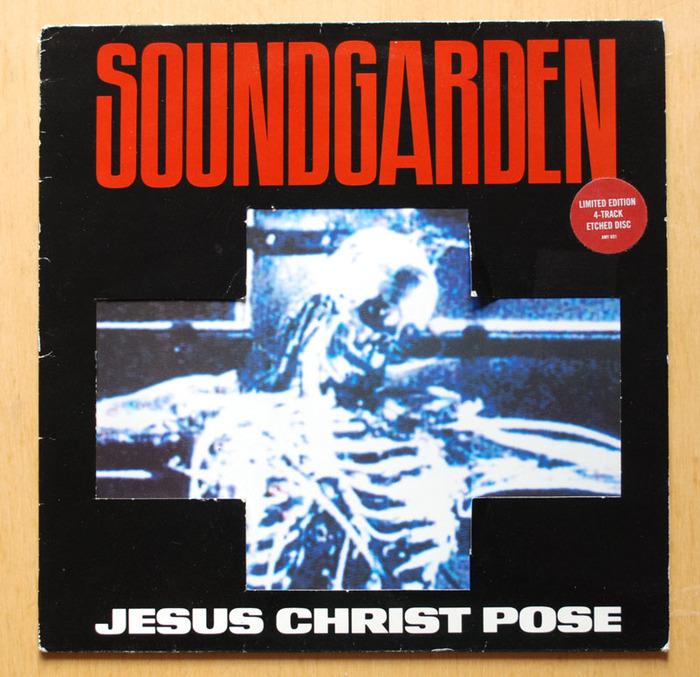 """""""Jesus Christ Pose"""" is in Information breitfett"""