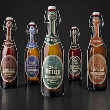 New beer labels for Brauerei Kummert, Amberg