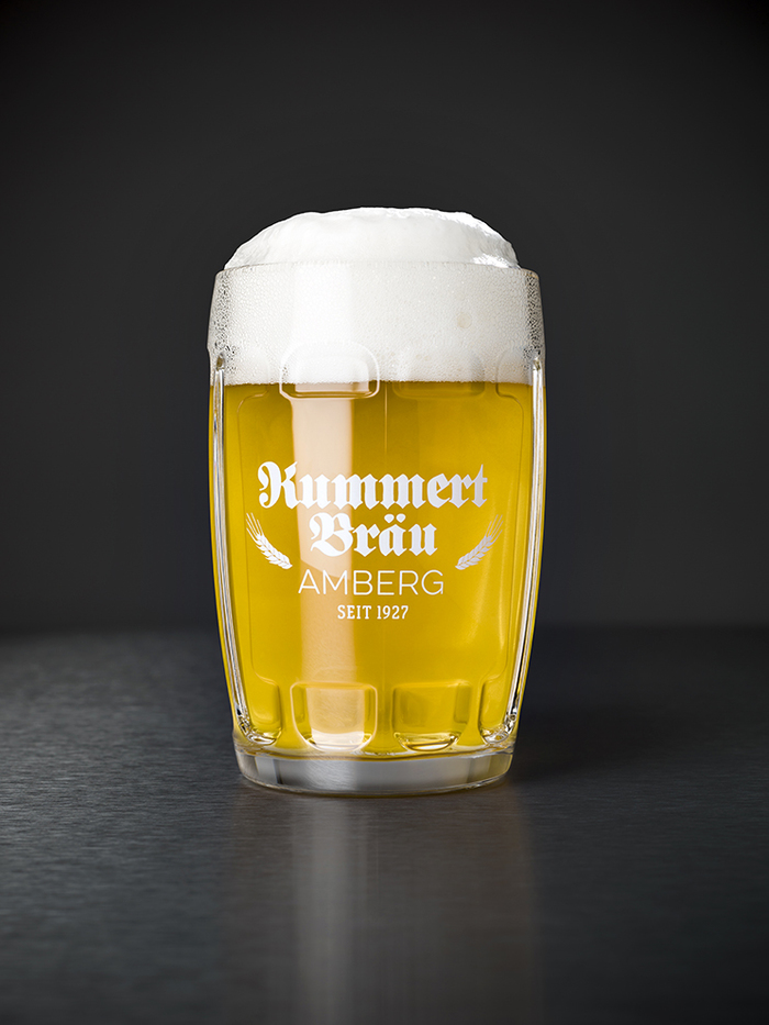 New beer labels for Brauerei Kummert, Amberg 2