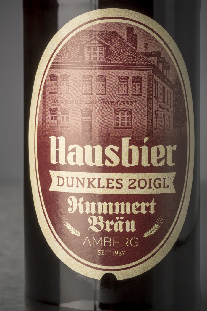 New beer labels for Brauerei Kummert, Amberg 8