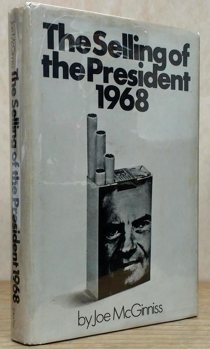 Original hardcover edition, Trident Press / Simon & Schuster, 1969