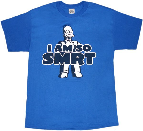 """""""I Am So Smrt"""" T-shirt"""