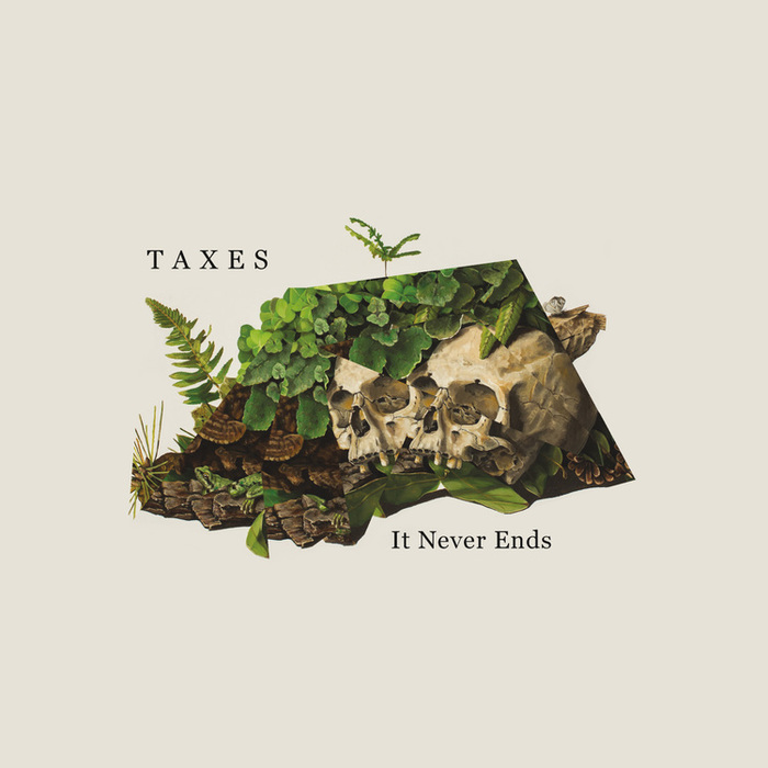 Taxes – It Never Ends and Kali album art 1