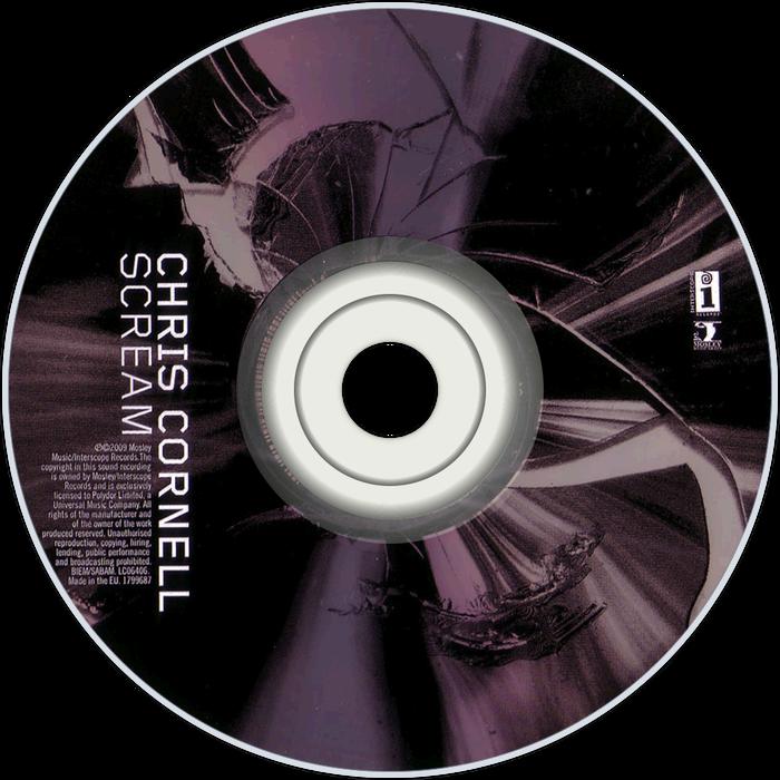 Scream by Chris Cornell 2
