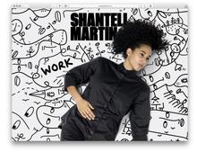 Shantell Martin<cite> </cite>portfolio website