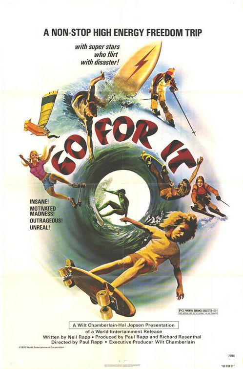 Go For It movie poster