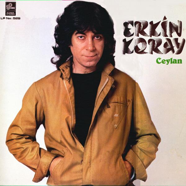Erkin Koray – Ceylan album art