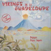 Vikings de la Guadeloupe – <cite>Dégagez Payez Impots </cite>album art