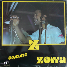Christian Zora – <cite>Z Comme Zorra</cite>
