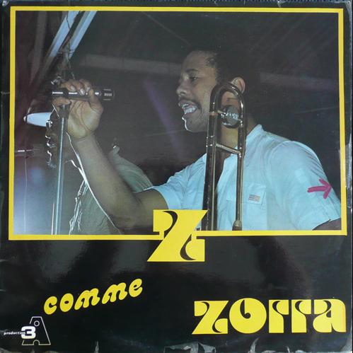 Christian Zora – Z Comme Zorra