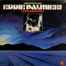 Eddie Palmieri — <cite>Exploration </cite>album art