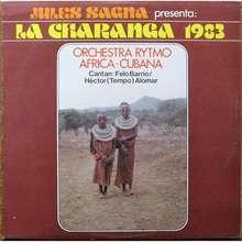 Orchestra Rytmo Africa-Cubana — <cite>Jules Sagna presenta: La Charanga 1983 </cite>album art