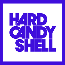 Hard Candy Shell logo