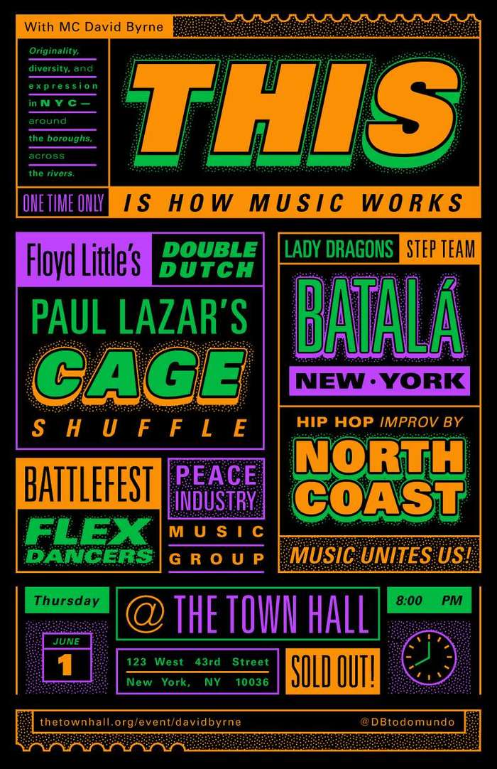 This Is How Music Works poster