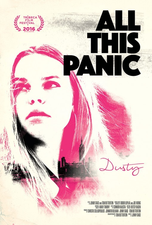 All This Panic (2016) movie posters 1