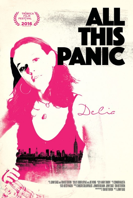 All This Panic (2016) movie posters 2