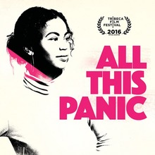 <cite>All This Panic </cite>(2016) movie posters