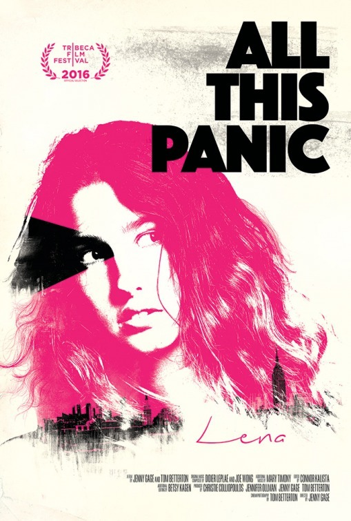 All This Panic (2016) movie posters 5