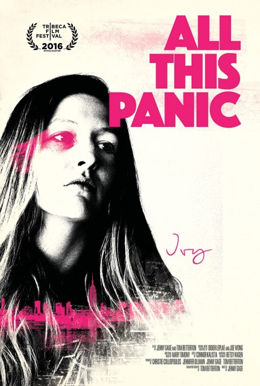 All This Panic (2016) movie posters 7