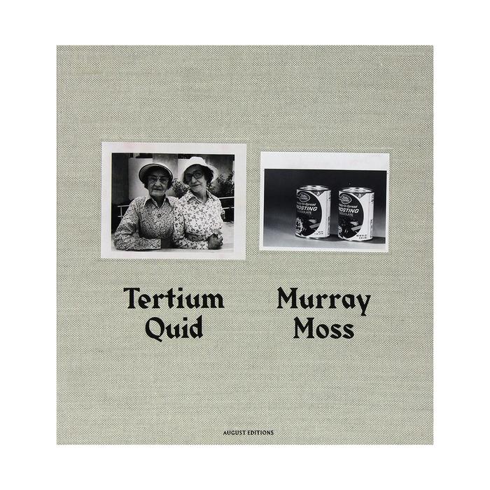 Tertium Quid by Murray Moss 1