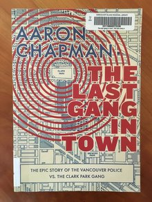 <cite>The Last Gang in Town</cite> by Aaron Chapman