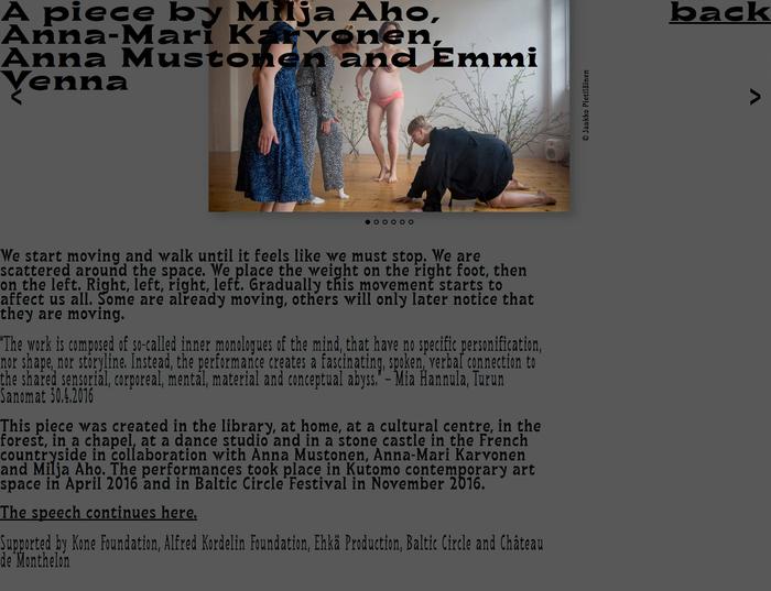 Emmi Venna website 3