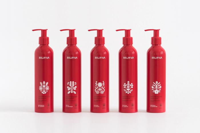 Brun'ka organic cosmetics line 3