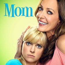 <cite>Mom</cite> TV show title