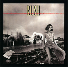 <cite>Permanent Waves </cite>– Rush