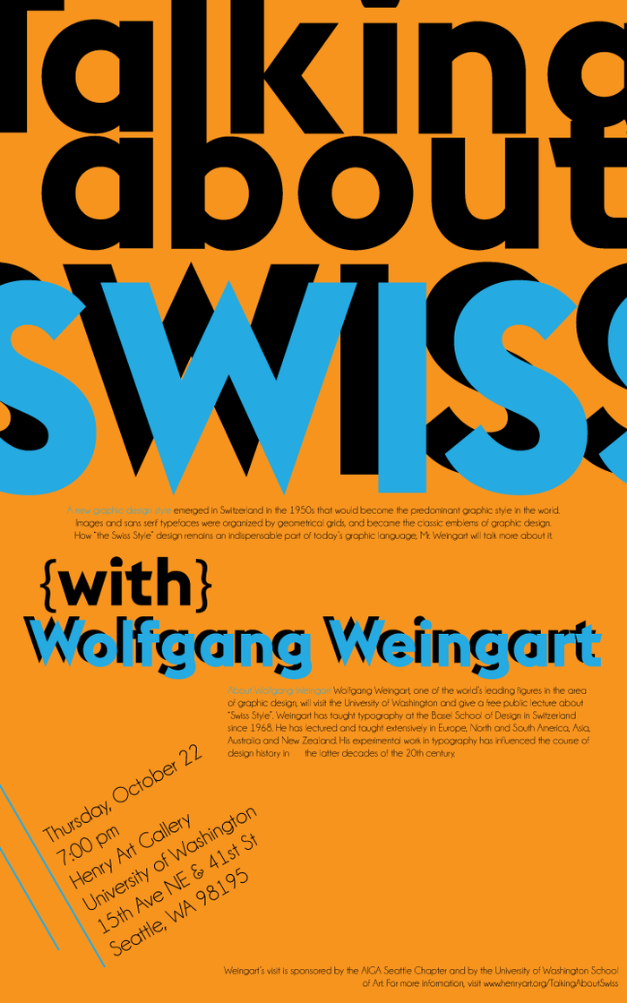 Talking about Swiss