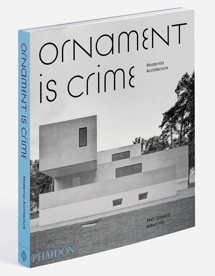Ornament Is Crime, Phaidon 1