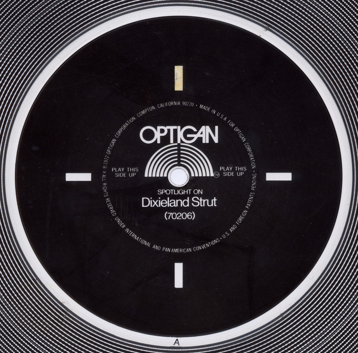 Mattel Optigan logo 2