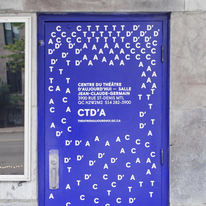 Centre du Théâtre d'Aujourd'hui 5
