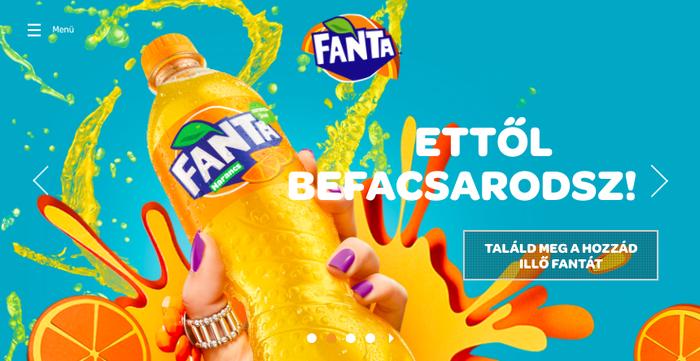 Fanta international websites 1