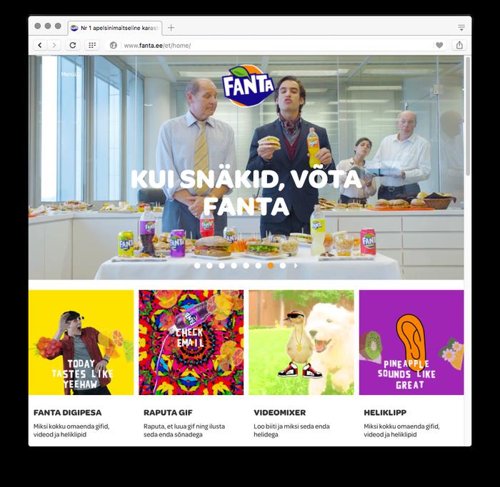 Fanta international websites 4