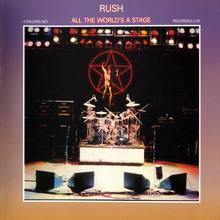 Rush – <cite>All The World's a Stage</cite>