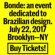 Bonde — Brazilian Design Conference 2017 website