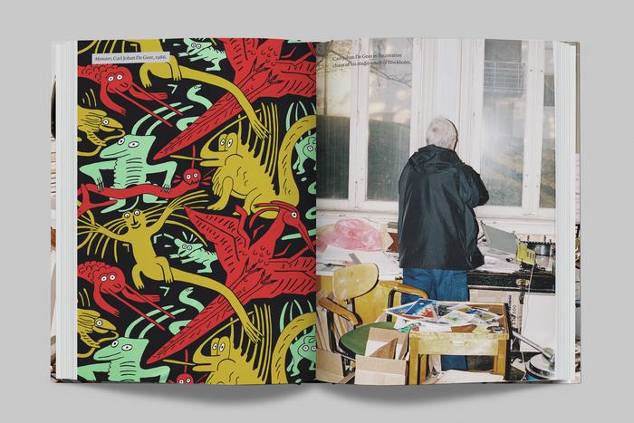 Image spread. Type set in Lyon Text. Photo by Erik Wåhlström/IKEA.