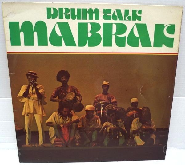 Mabrak – Drum Talk album art 3
