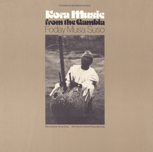 Foday Musa Suso — <cite>Kora Music from the Gambia</cite>