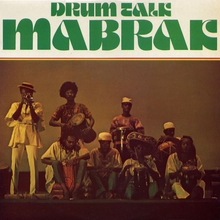 Mabrak – <cite>Drum Talk </cite>album art
