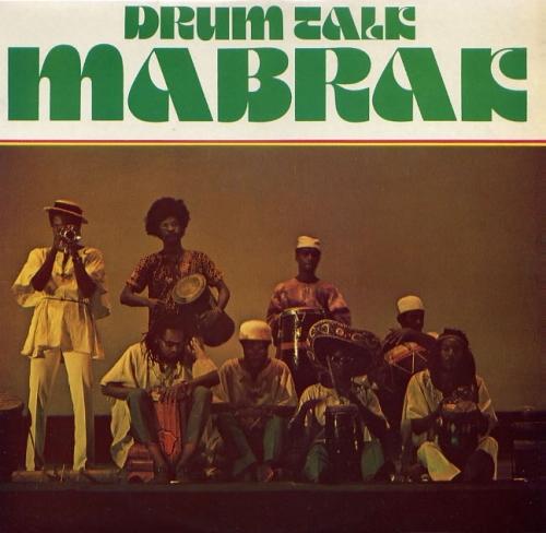 Mabrak – Drum Talk album art 1