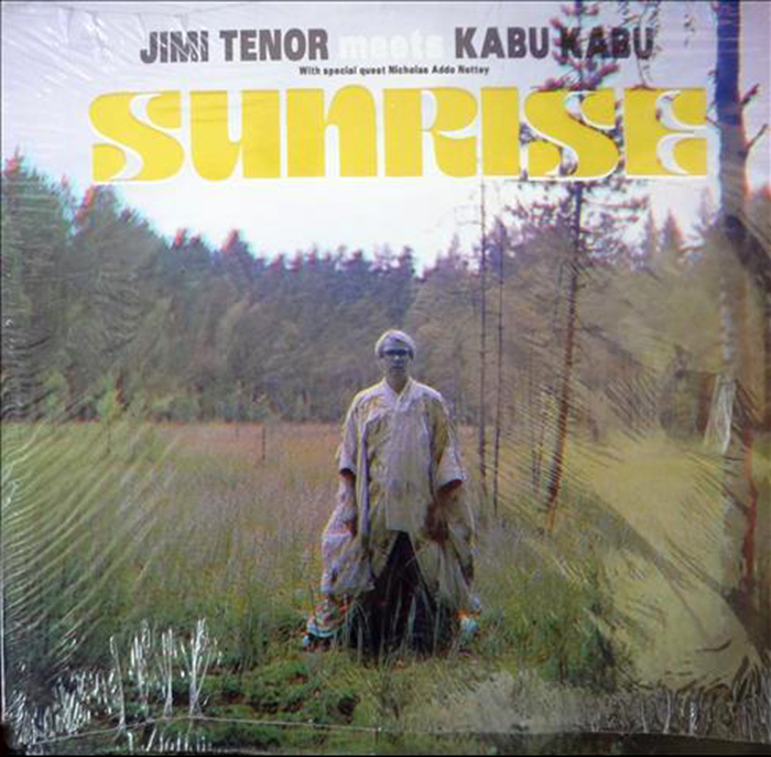 Jimi Tenor meets Kabu Kabu – Sunrise 1