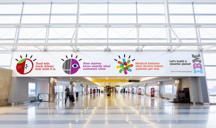 """Designing a smarter planet"", IBM campaign 2"