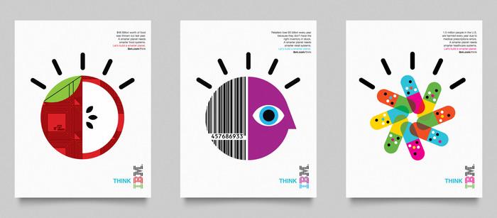"""Designing a smarter planet"", IBM campaign 4"