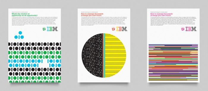 """Designing a smarter planet"", IBM campaign 5"