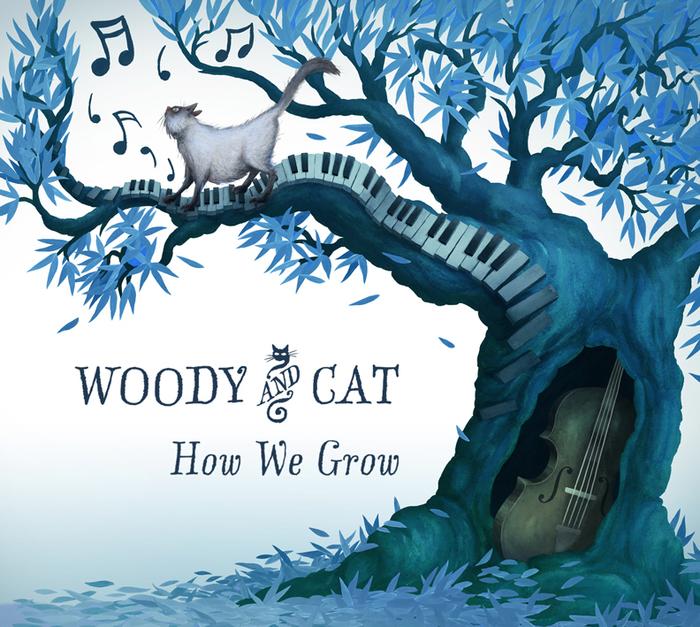 Woody & Cat – How We Grow album art 1