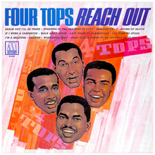 Four Tops<cite> – Reach Out </cite>
