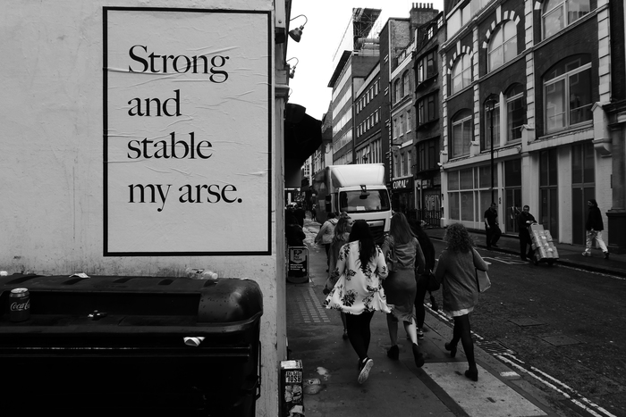 Strong and stable my arse. 2